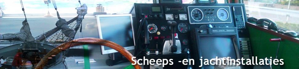 Scheepsinstallaties en jachtinstallaties - Jachttechniek