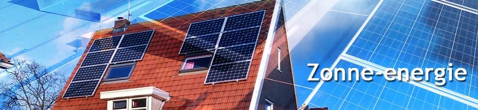 Zonnepanelen - zonneënergie Terschelling Techniek